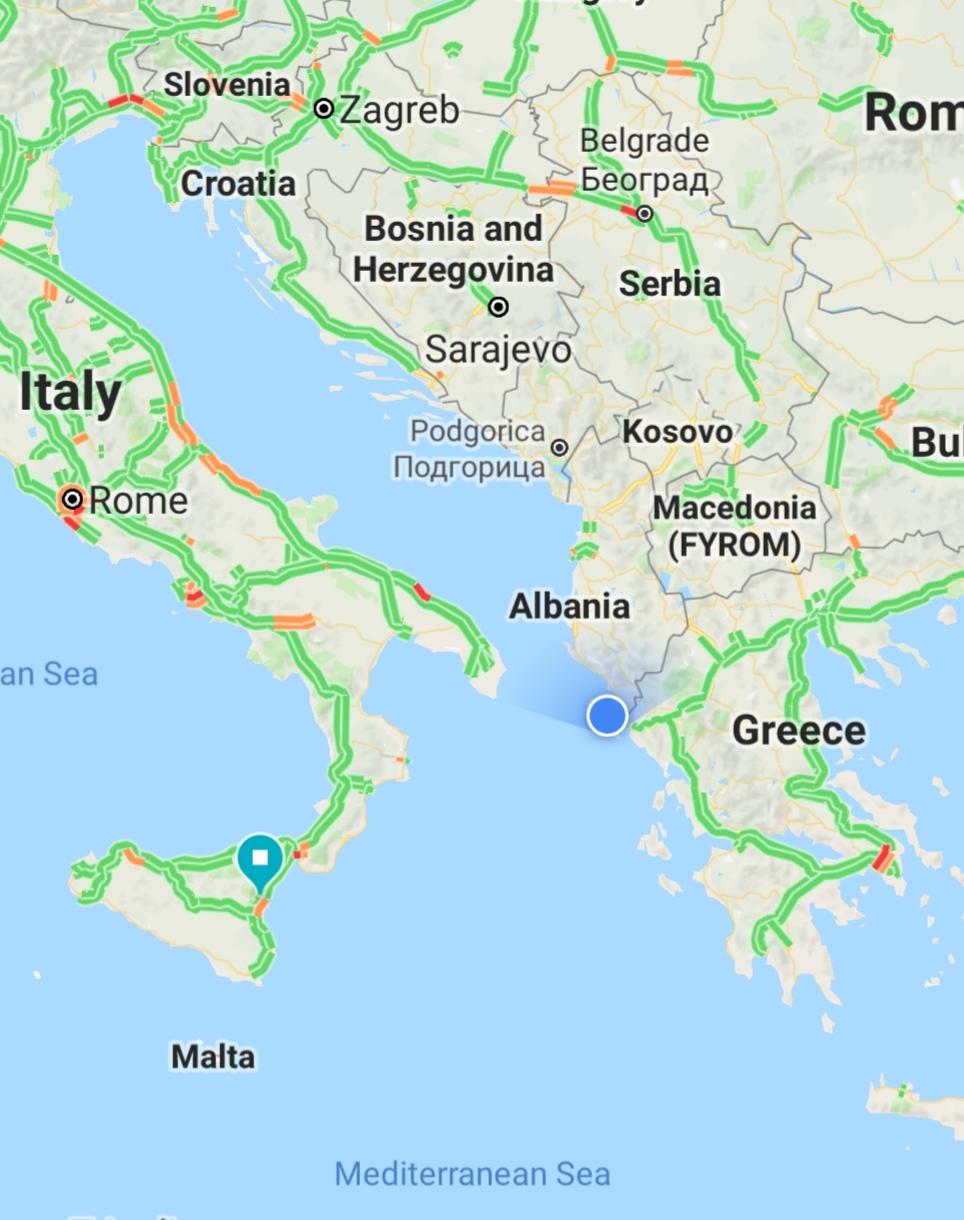 Corfu   Lew\'s Walkabout